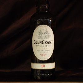 グレングラント 10年、40%