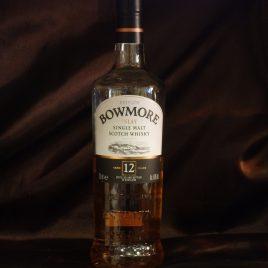 ボウモア 12年、40%(~2016年ボトル)