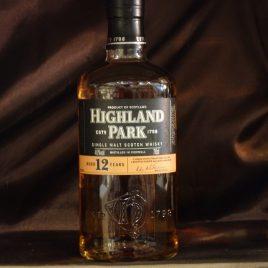 ハイランドパーク 12年、40%