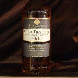 グレンデヴェロン 16年、40%