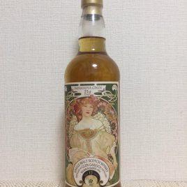 グレンギリー 信濃屋銀座店21周年ボトル  15年、59.6%
