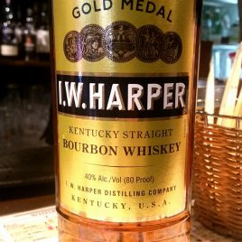 I.W.ハーパー ゴールドメダル、40%