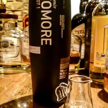 【世界ウイスキー時評】最恐ピートのオクトモア、自己記録を更新