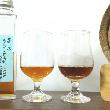 【コラム・My樽熟成】 その5 バーボンウイスキーによる試験熟成 2/2