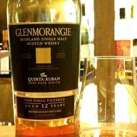 グレンモーレンジ キンタルバン 12年、46%