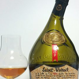 サンヴィヴァン(Saint Vivant)VSOP、40%