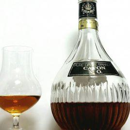 【オールドボトル】カトン(CATON)XO、40%